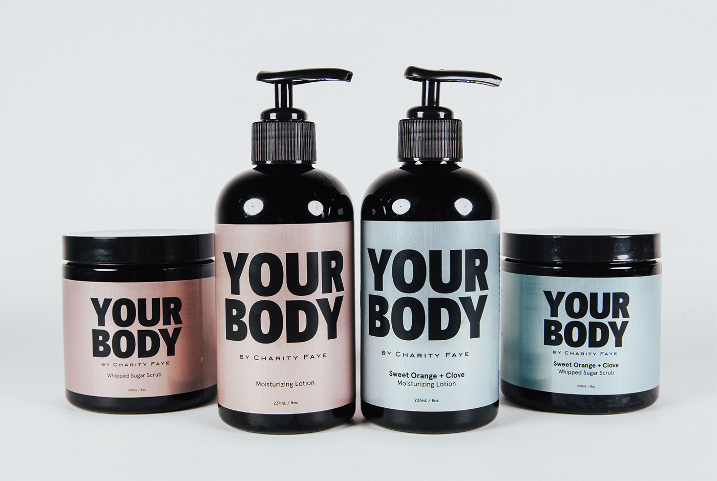 Charity Faye Spa Your Body line