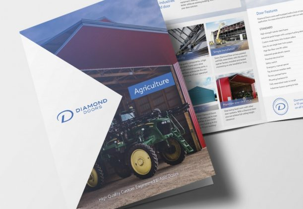diamond doors brochures