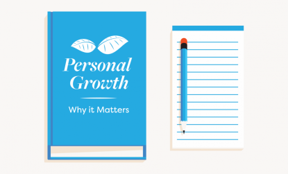 'personal growth, why it matters' book